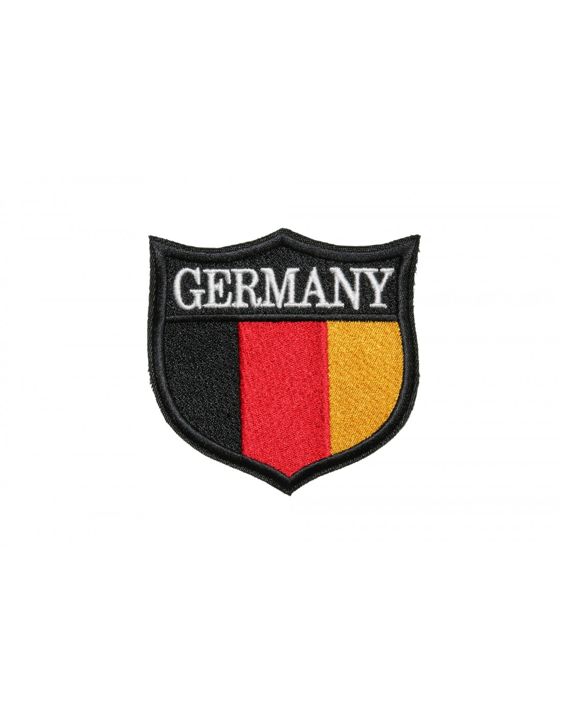 Germany Flag Badge Embroidered Patch